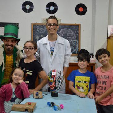 """CRIA MAGIA: Instituto inaugura """"Circuito Cultural"""""""