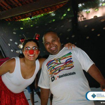 "Doutores Cura – Cura Participam do Projeto ""Doe Felicidade"""