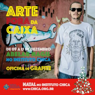 """Arte """"Fora da Caixa"""""""