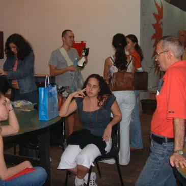 Estudantes conhecem Instituto Francisca de Souza Peixoto