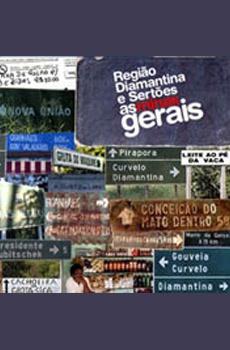 CD-Rom Região Diamantina e Sertões
