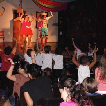 Visita dos alunos de São Pedro do Glória