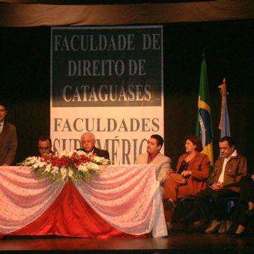 II Semana Jurídica das Faculdades Sudamérica