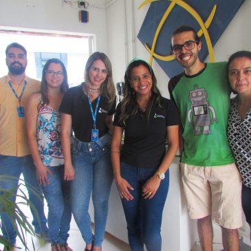 Instituto Chica recebe equipe técnica da Energisa