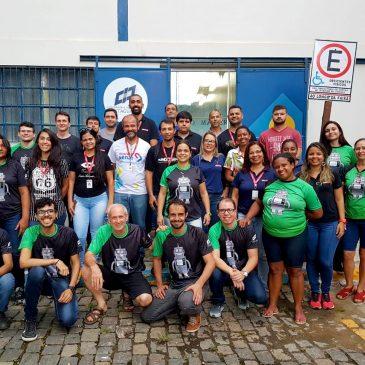 Visita Equipe SENAI – Cataguases